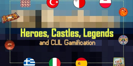 Heroes, Castles, Legends and CLIL Gamification - zakończony